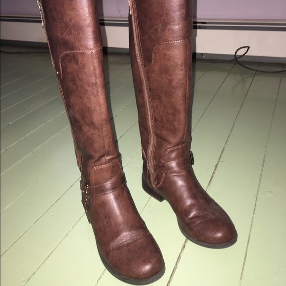 G By Guess Shoes Heylow Riding Boot Poshmark