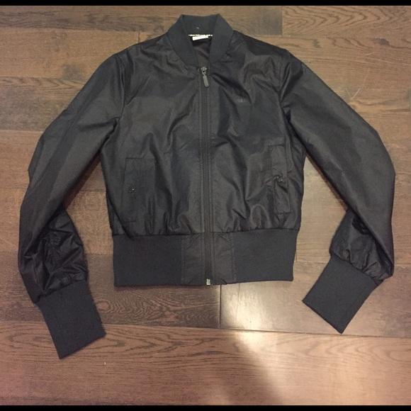 cdd7898ee120 Puma black iridescent bomber jacket. M 589c863e4127d0886a076827