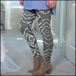 Pants - 🦋One left! Tie dye leggings 🌸💕no offers please