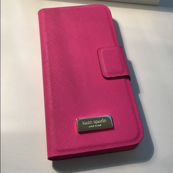 sale retailer 55ac5 c2059 Kate Spade iPhone 6 folio case