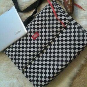 Dickies Handbags - SALE! Rare! Checkerboard Laptop Case