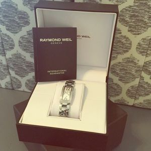 Raymond Weil Accessories - Raymond Weil Shine Diamond Watch