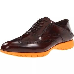 Hush Puppies Other - Hush Puppies -Brogue Brown Oxfords 11.5 Medium (D)