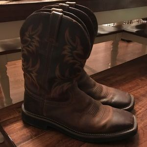 Justin Boots Other - Men's Justin boots size 11