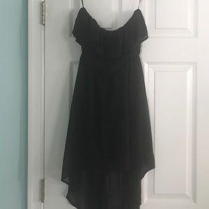 Forever 21 hi low dress