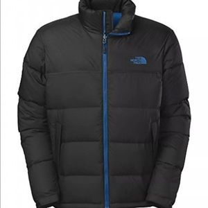 The North Face Other - Mens The North Face Nuptse Black Down Jacket XXL