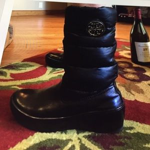 Tory Burch Shoes - AUTHENTIC TORY BURCH SNOW - FUN - CLASSIC BOOTS