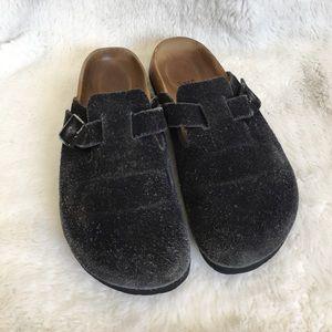 Birkenstock Shoes - Betula by Birkenstock Black Clogs size 9