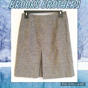 Brooks Brothers Dresses & Skirts - Brooks Brothers Wool Skirt