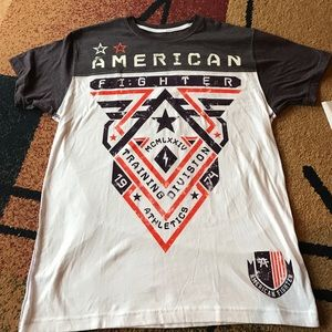Affliction Other - Men's American Fighter shirt sz XL NWT