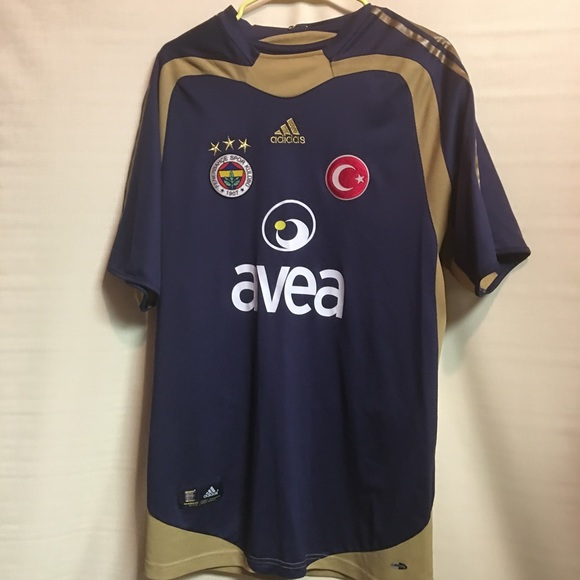 849861778 Adidas Other - Rare Vintage Turkish League Adidas Soccer Jersey