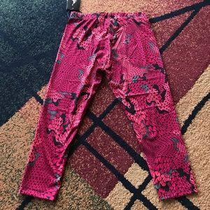Jordan Bottoms - Girls Nike Jordan Capri leggings L XXL NWT