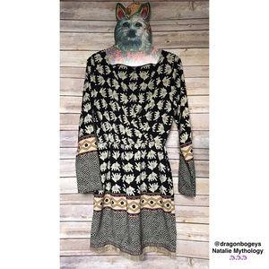 Peppermint Brand Elephant Dress