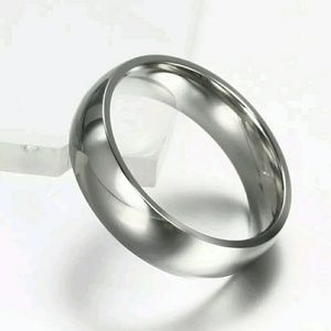 Titanium Jewelry - CLEARANCE!! Mens Titanium Wedding/Engagement Ring