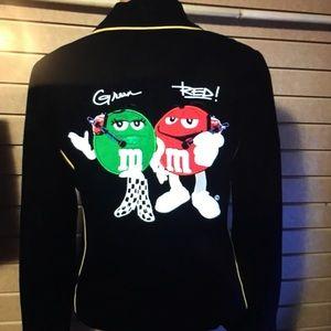 NASCAR M&M's Team Jacket