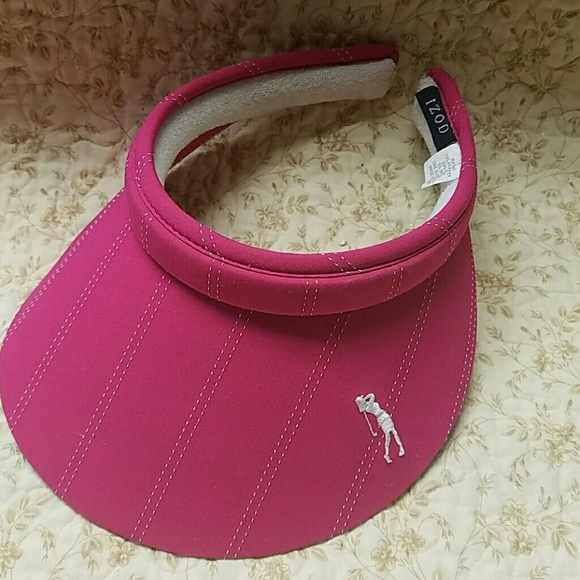 Izod Accessories - Izod ladies golf visor 70ee6c5fb1d