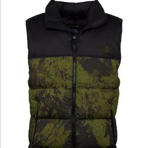 The North Face Other - North Face Black Nupste 700 Fill Goose Down Vest L