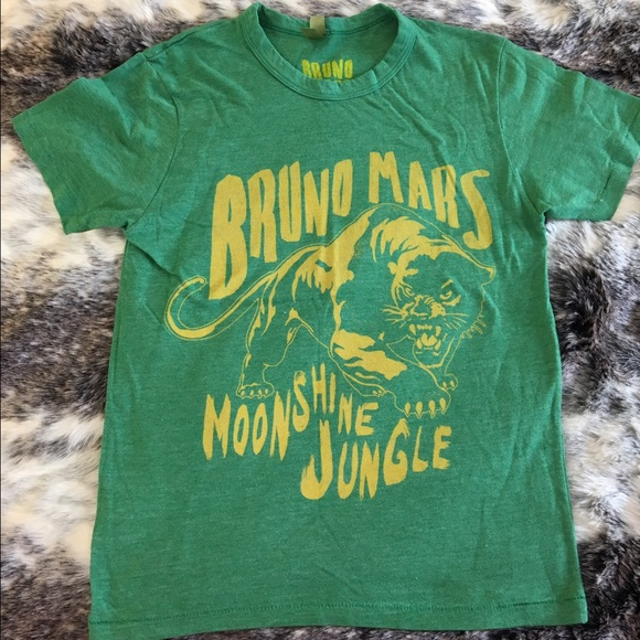 Bruno Mars Moonshine Jungle Sweatshirt Small