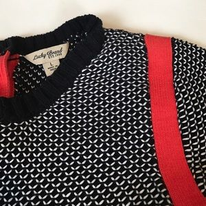 Lucky Brand Sweaters - Lucky Brand Short Sleeve Sweater