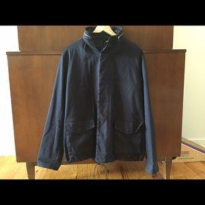 APC Other - Men's A.P.C. Jacket. Size XL. Navy Blue.