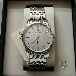 Bulova Other - sale, NWT Bulova Men's Stainless watch