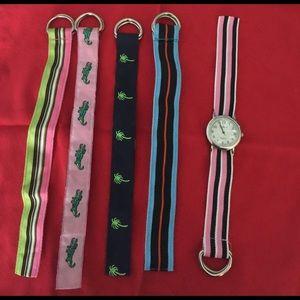 Geneva Platinum Jewelry - Ladies jewelry! Watch and jewelry package !