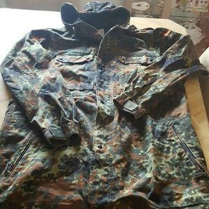 Camo Other - Camo jacket Mens xxl
