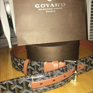 Goyard Other - Goyard belt