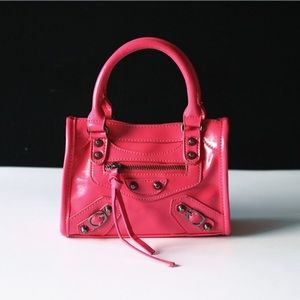 Other - Hot Pink Mini Purse