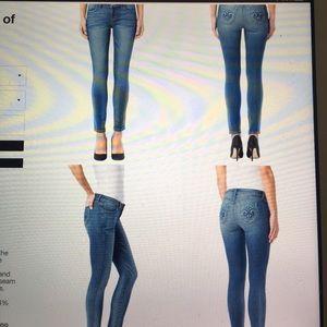 Siwy Pants - Siwy denim, Hanna contoured slim crop jeans- 26