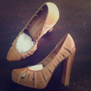 Miss Sixty Shoes - Miss sixty chunky heeled pumps