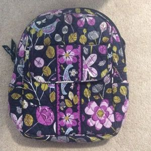 Authentic Vera Bradley Ultimate Backpack