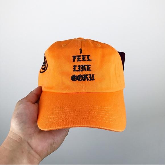 3ab9cc7a Accessories | I Feel Like Goku Dad Hat Strapback Cap | Poshmark