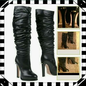 Viktor & Rolf Shoes - Viktor & Rolf Leather Heeled Boots