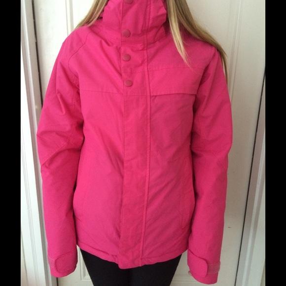6c5ac02bd2b7 burton Jackets   Blazers - Burton Dry Ride Snowboard Jacket Hot Pink