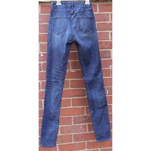 3x1 Denim - 3x1 W3 High Rise Skinny Jeans sz 24