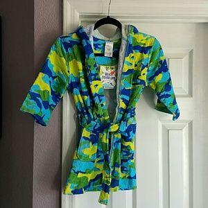 Komar Kids Other - Kids Terry cloth robe