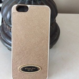 Michael Kors Accessories - MK phone case and 3 other cases