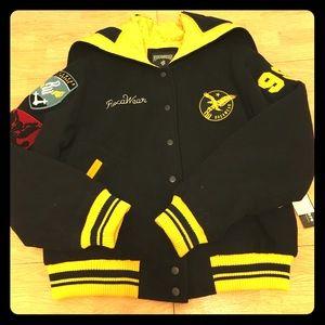 Rocawear Jackets & Blazers - ROCAWEAR VARSITY JACKET