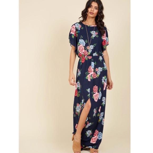 9f0b5eba5c ModCloth Gazebo Goddess Maxi Dress. M_589ccb462fd0b7d0090865ad