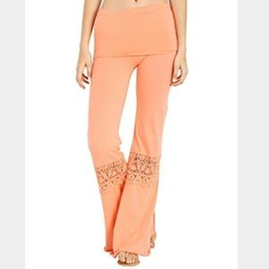 Nightcap Pants - Nightcap coral pants