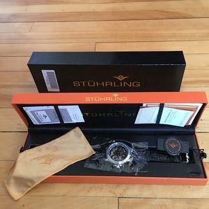 Stuhrling Original Other - Stührling Delphi Priam Watch