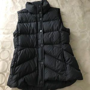 Jcrew women's puffer vest