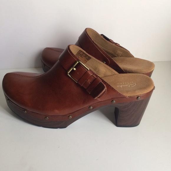 010359dbe5b8 Clarks Shoes - Clark s Ledella York Clogs