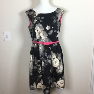 Eliza J Floral Spring Dress