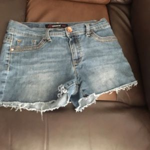 jordache Other - Jordache Girls Frayed Shorts