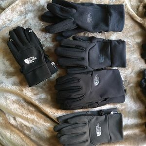 The North Face Other - The north face gloves