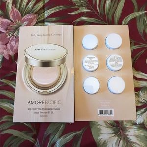 Amore Pacific Age Correcting Foundation Cushion