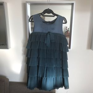 Marc by Marc jacobs runway ruffle dress