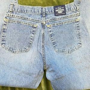 Lee Denim - Vtg Lee Dungarees Can't Bust Em Jeans Flare 11